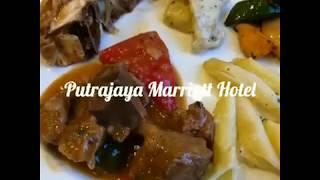 JOM Food Truck Ramadhan Buffet 2018 @ Marriott Hotel Putrajaya