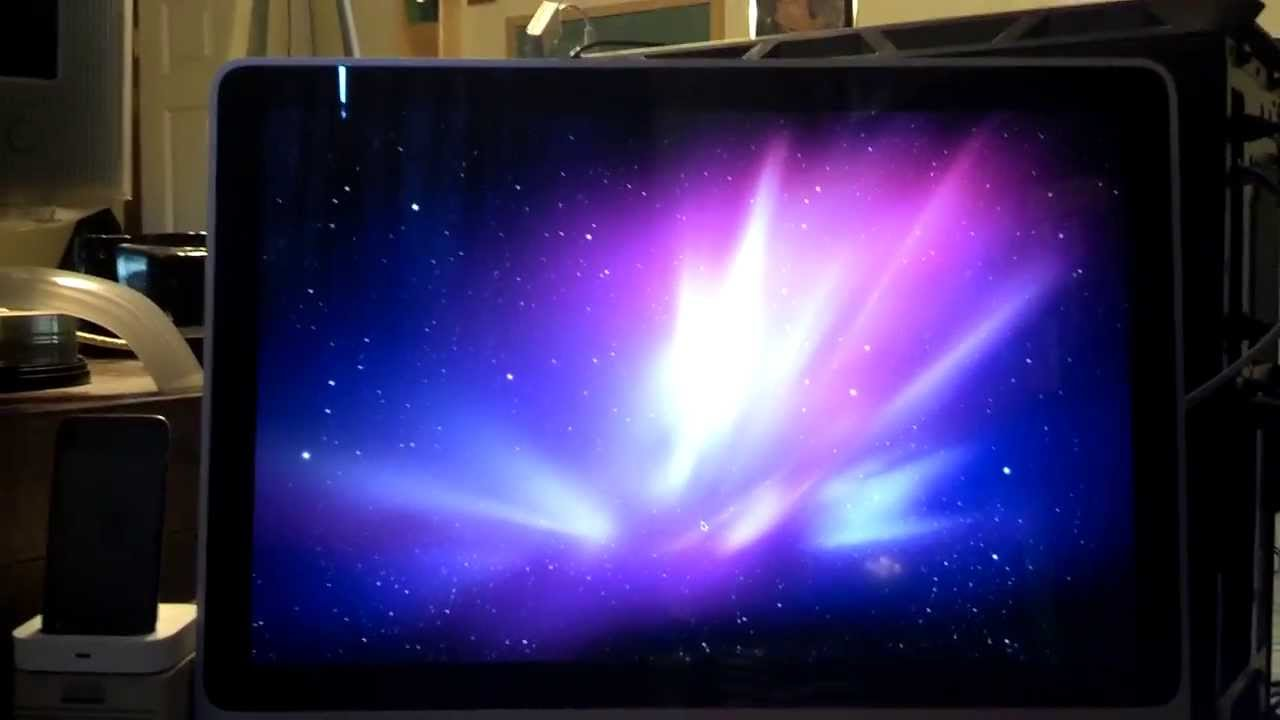 Installing OS X Snow Leopard