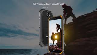 The Rock-solid Explorer for Outdoor Enthusiasts --- DOOGEE S40