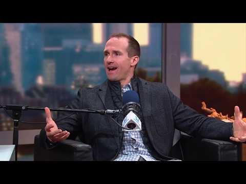 Saints QB Drew Brees Talks Rams Controversy, Goodell & More w/Rich Eisen | Full Interview | 2/1/19
