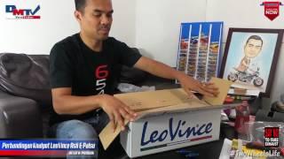 Perbandingan Knalpot LeoVince Cobra Asli & Palsu