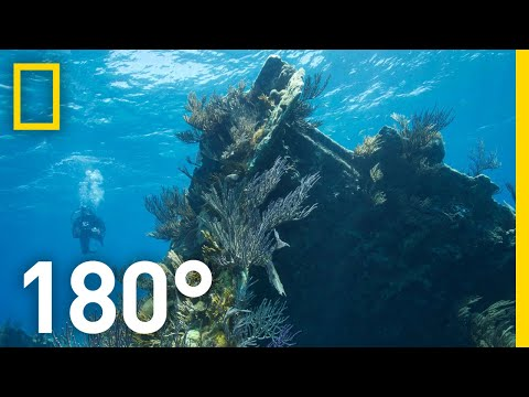 Underwater on Bermuda's Montana Shipwreck – 180 | National Geographic
