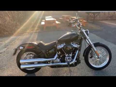 2020 Harley-Davidson® Softail Standard®
