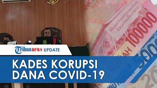 Oknum Kades di Sumsel Korupsi Dana Covid-19, Digunakan untuk Judi hingga DP Mobil Selingkuhan
