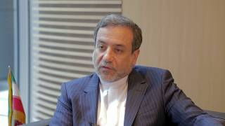Interview with Dr. Seyed Abbas Araghchi, Further promotion of political, economic and cultural partnership between Japan and Iran