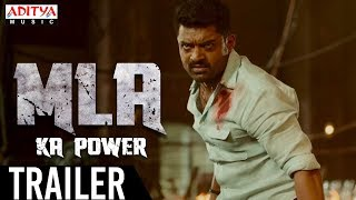 MLA Ka Power New Hindi Dubbed Trailer || Nandamuri Kalyanram, Kajal Aggarwal