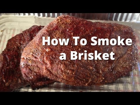 Competition Brisket Recipe – How To Smoke Beef Brisket and Burnt Ends