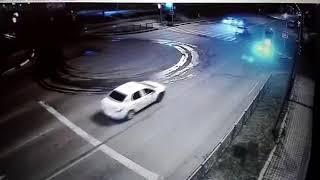На перекрестке в Междуреченске произошла серьезная авария