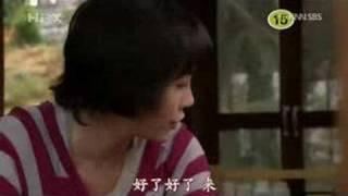 韓劇《戀人》尹美珠替河康在打針