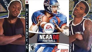 FOURTH QUARTER JUICE!! - NCAA Football 08   #ThrowbackThursday ft. Juice