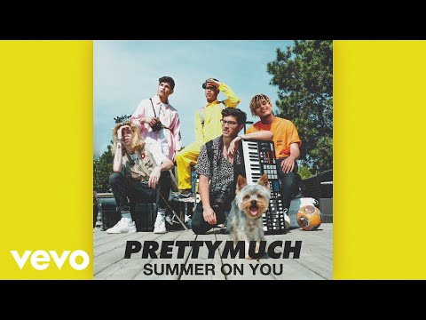 PRETTYMUCH - Summer on You (Audio)