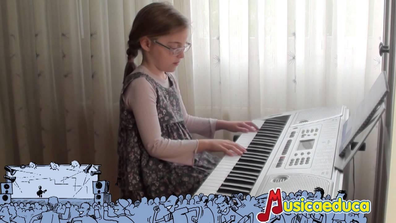 El himno de la alegría - Mi Teclado 1