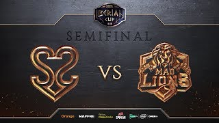 S2V Esports VS MAD Lions E.C.   Semifinales   Iberian Cup 2019 Playoffs   Mapa 1