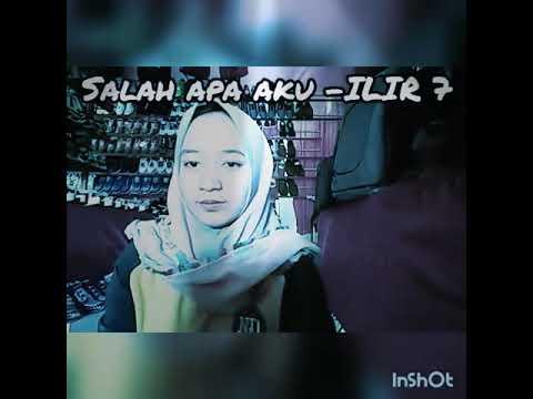 Salah apa aku -ilir7 koplo (cover:enjen15)