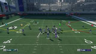 Madden 18 Tips - How to Stop Mobile Quarterbacks   How to Play Good Pass Defense
