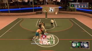 NBA 2k17 Mypark Mixtape   Pt.1