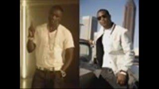 Falling in love ( Lyrics ) - Akon Ft Ray L