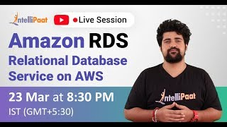 Amazon RDS | Relational Database Service on AWS | Intellipaat