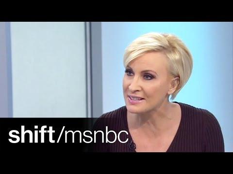 Morning Joe's Mika Brzezinski Tells Her Story | shift | MSNBC