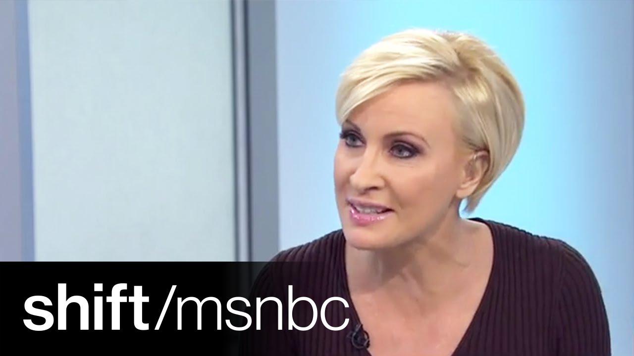 Morning Joe's Mika Brzezinski Tells Her Story | shift | MSNBC thumbnail
