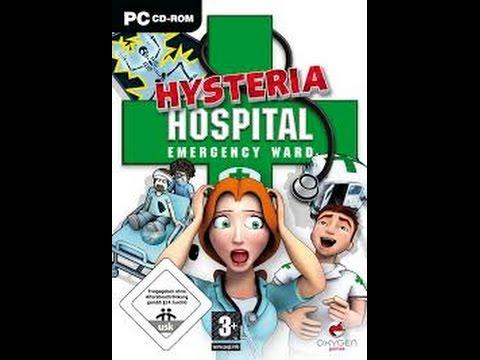 Hysteria Hospital Bölüm 1 Kafadan Tutmak