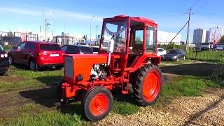 Tractor T-25. Review!!!