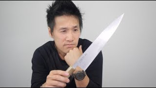 Stropping vs Polishing Your Knife