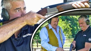 Steve Beaton: Clay Pigeon Shooting With The Gun Whisperer Ahead Of The World Matchplay