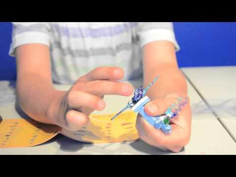 Lego Spider Man vs. Electro (видео)