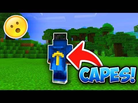How To Get CAPES In MCPE! - Minecraft PE (Pocket Edition) Mp3