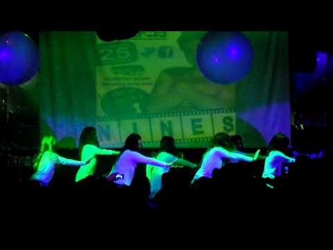 NohuSa Dance en Discoteca AIPOL Arriondas