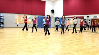 I've Been Waiting For You   Line Dance (Dance & Teach In English & 中文)