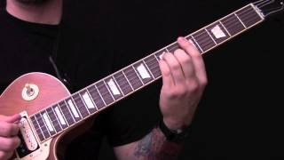 The Devil Went Down To Georgia Guitar Tutorial by The Charlie Daniels Band