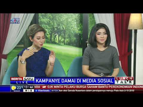 Lunch Talk: Kampanye Damai Di Media Sosial #3