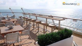 Mein Schiff 3: Bars und Restaurants