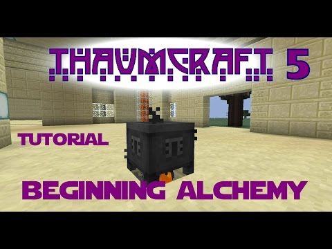 Let's do Thaumcraft 6 - \