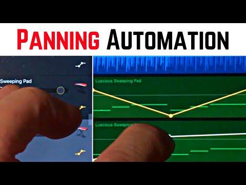 How to automate panning in Garageband — Audiobus Forum