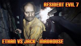 Resident Evil 7: Madhouse   Ethan Vs Jack (Garage)
