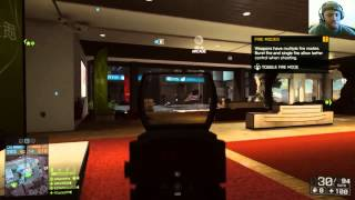 BF4 Multiplayer Gameplay - THIS HERE SCAR DOE! | BF4 Domination Gameplay