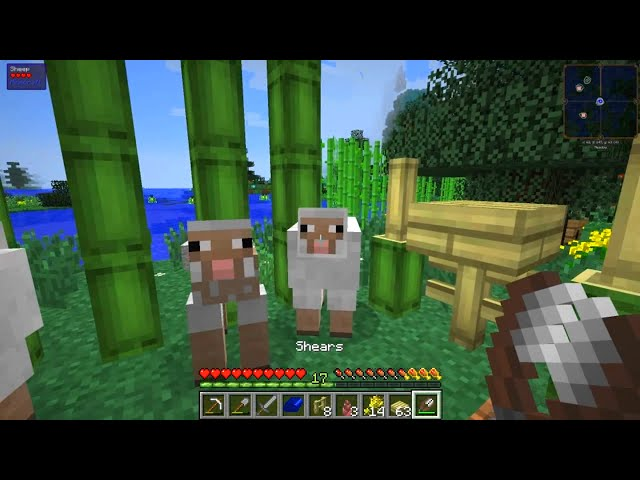 Etho's Modded Minecraft #2: Tropical Fishing Huts
