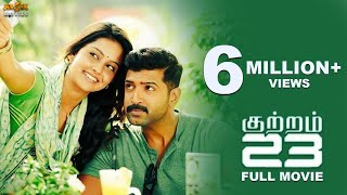 Kuttram 23 Full HD Movie - Arun Vijay,  Mahima Nambiar || Arivazhagan