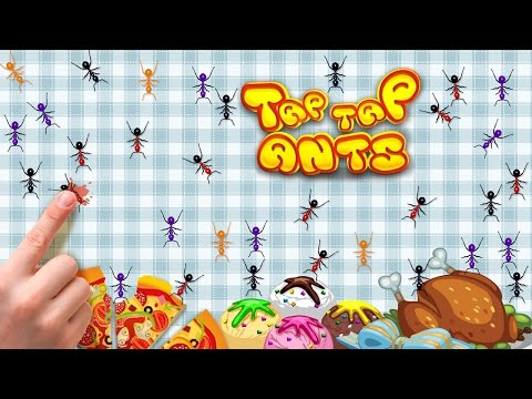Tap Tap Ants - The Best Ant Smasher Game by Rise Up Labs