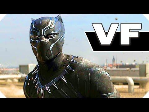 BLACK PANTHER Bande Annonce VF (2018)