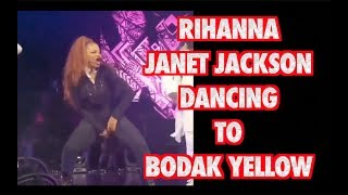 JANET JACKSON DANCING TO CARDI B BODAK YELLOW