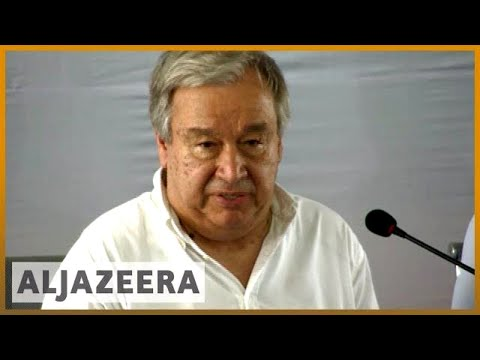🇺🇳 UN's Guterres: Rohingya face 'unimaginable' atrocities | Al Jazeera English