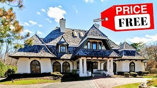 Top 10 Cheapest Mansions That Anyone Could Afford!