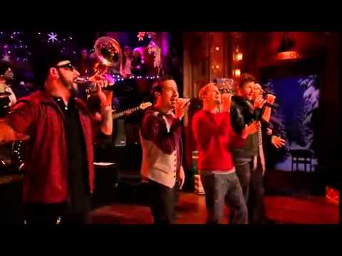 Backstreet Boys - 2012 - Jimmy Fallon - As Long As You Love Me