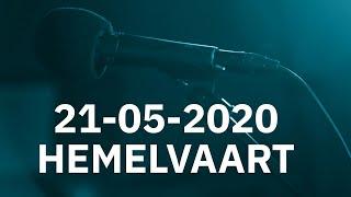 21 mei 2020   Hemelvaart   Onderweg naar een moeiteloze hemel