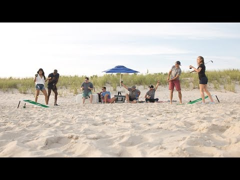 Chippo - The new golf game for beach, backyard, tailgate, and even indoors!