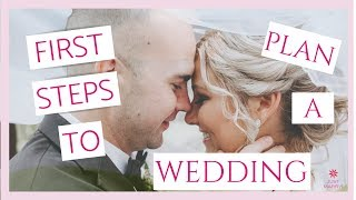 How To Start Planning Your Wedding: First Steps